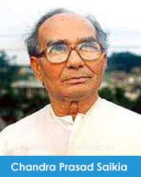 Chandra-Prasad-Saikia