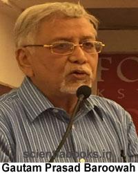 Gautam Prasad Baroowah গৌতম প্ৰসাদ বৰুৱা