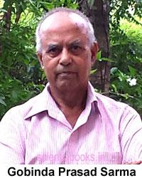 Gobinda Prasad Sarma গোৱিন্দ প্ৰসাদ শৰ্মা