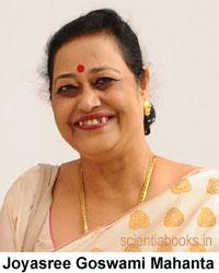 Joyasree Goswami Mahanta জয়শ্ৰী গোস্বামী মহন্ত