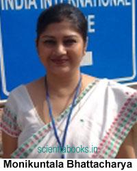 Monikuntala Bhattacharya মণিকুন্তলা ভট্টাচাৰ্য