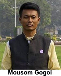 Mousom Gogoi মৌচম গগৈ