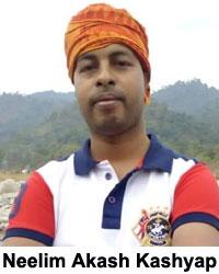 Neelim Akash Kashyap নীলিম আকাশ কাশ্যপ